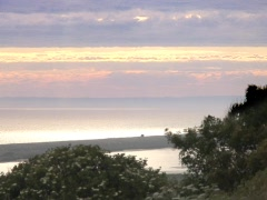 Chesil Bank - stock footage