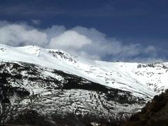 Mountain 1 - stock footage
