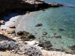 Private Cove 1 Stock Footage