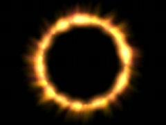 Glowing Corona - stock footage