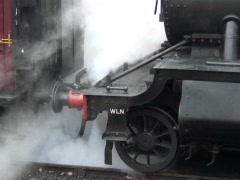 Steam Train 2 Stock Footage