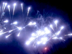 Fireworks 6 Stock Footage
