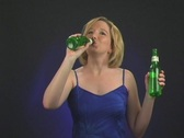 "Stock Video Footage of Lovely Blonde Says, ""If you drink, don't drive"" (2)"
