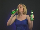 "Stock Video Footage of Lovely Blonde Says, ""If you drink, don't drive"" (3)"