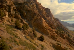 Sierra Nevada Aerials 11 Stock Footage