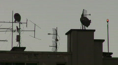 Antenna Stock Footage