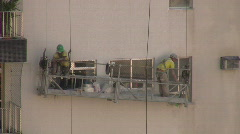 workers - stock footage