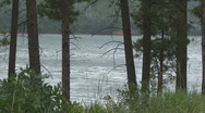 Stock Video Footage of colorado mountain lake