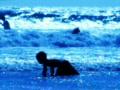 High Speed Camera : Ocean Waves Beach Resort 4 Footage