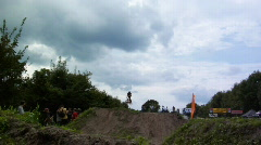 BMX - stock footage