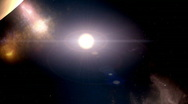 Stock Video Footage of planets in solar system