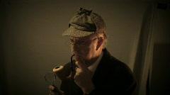 Generic Sherlock Holmes Stock Footage