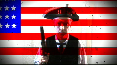 American spirit Stock Footage