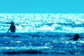 High Speed Camera : Ocean Waves Beach Resort 10 Footage
