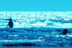 High Speed Camera : Ocean Waves Beach Resort 10 - stock footage