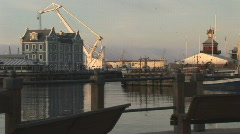 Waterfront 00 Stock Footage