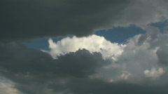 Peek into Heaven Stock Footage