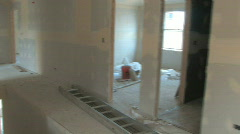 Home Construction Stock Footage