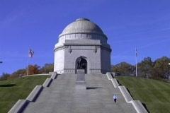 McKinley Monument Stock Footage