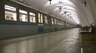 Metro Stock Footage