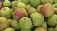 Stock Video Footage of Apples (1 of 2)