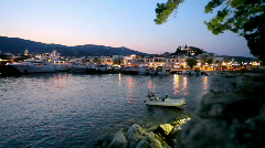 Greece, Skiathos Island Stock Footage