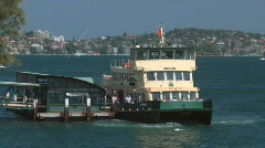 Sydney Harbour 03 Stock Footage