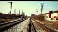 Stock Video Footage of Urban Decay 001 HL2 artsy