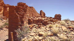 Chaco generic shot - stock footage