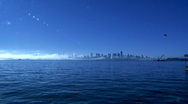 Stock Video Footage of vancouver view canada