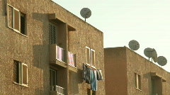 Apartments_01 Stock Footage