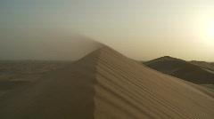 Desert Winds Stock Footage