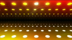 HD Abstract lights background animation loop Stock Footage