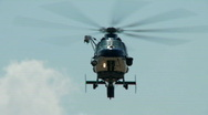 Stock Video Footage of Helicopter