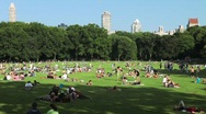 Stock Video Footage of Central Park