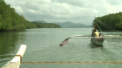 Stock Video Footage of Puerto towboat 4