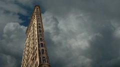 Flatiron Building 2 - stock footage