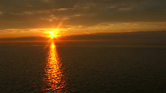 CLIP-Sunset-01 - stock footage
