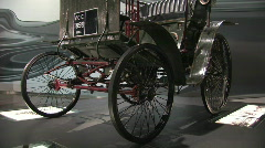Old automobile 6 Stock Footage