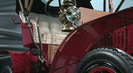 Old automobile 4 Stock Footage