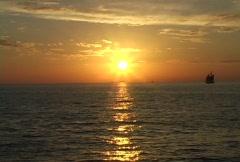 Key West Sunset Stock Footage