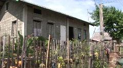 Poerto Princesa housing resettlement project 1 - stock footage