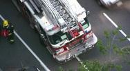 Fire Crew Stock Footage