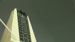 metronome - stock footage