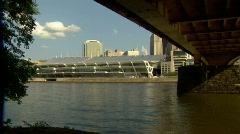 Pittsburgh Convention Center 185 Stock Footage