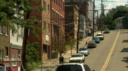 Stock Video Footage of Pittsburgh Neighborhood 188