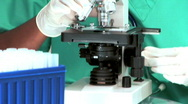 Medical Research Stock Footage