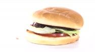 Burger falls - HD  Stock Footage