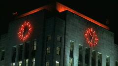 City Hall Stock Footage