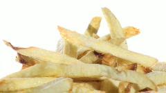 Fries loop V3 - HD  Stock Footage